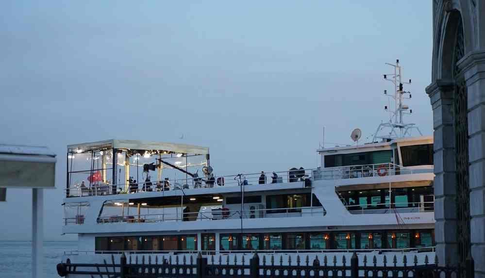 Diyanet'in günlük kirası 35 bin TL olan lüks teknedeki programına tepki: 'Gariban yer sofrasında şükretsin, efendiler gemilerde'