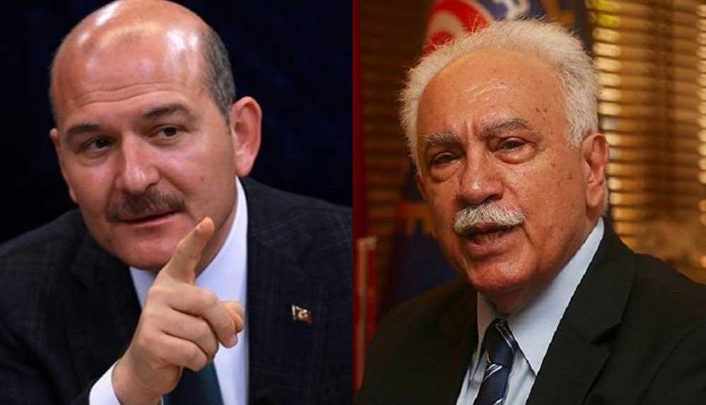 Doğu Perinçek: Soylu'yu hedef aldığınız zaman Türkiye'yi hedef alıyorsunuz