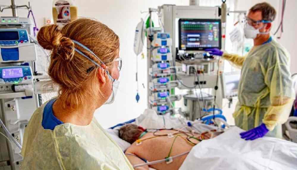 Elektrik kesintisi yüzünden 2 Covid hastası hayatını kaybetti