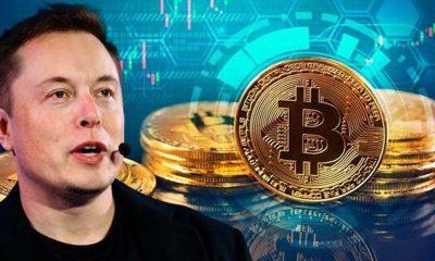 Elon Musk 'kırık kalp' paylaştı, Bitcoin çakıldı