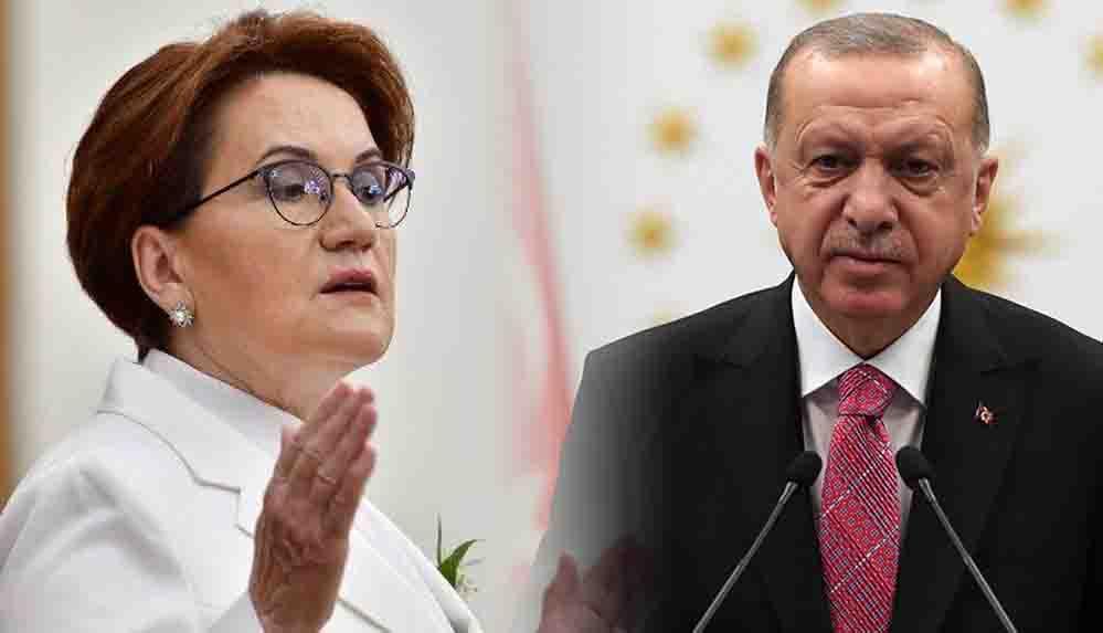 Erdoğan 'Gelin hanım' diyerek Akşener'i hedef almıştı: Akşener'den Erdoğan'a yanıt