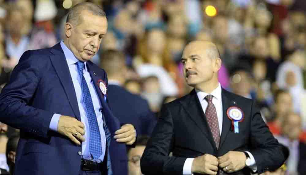 'Erdoğan, Soylu üzerinden kopan fırtınanın yönünü değiştirmeye çalışıyor'