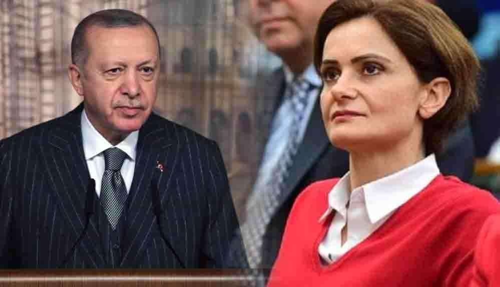 Erdoğan'dan Kaftancıoğlu'na 500 bin TL'lik tazminat