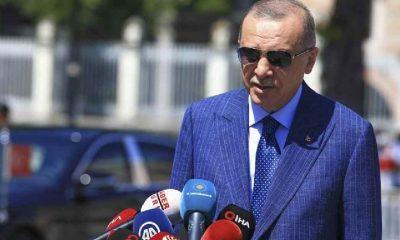 Erdoğan'dan yeni anayasa açıklaması: Ortak çalışma yapacağız