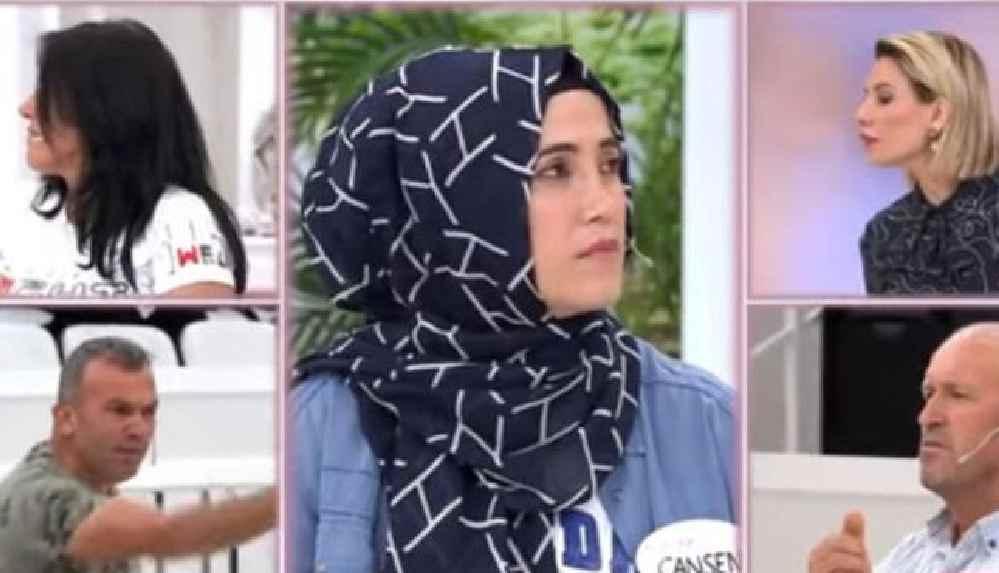 Eşiyle Esra Erol'da yüzleşti: 'Karım başka kadınla kaçtı' demişti!