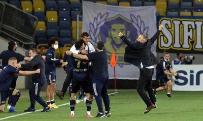 Fenerbahçe'den Ankara'da 90+6 mucizesi!