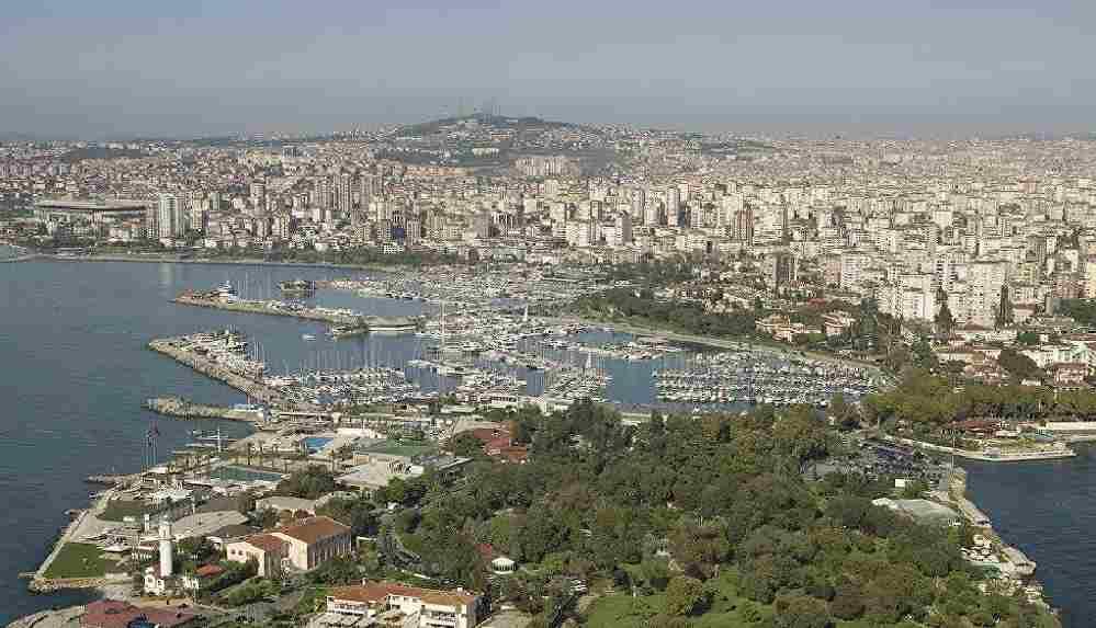 Fenerbahçe Adası'ndaki arazi için özelleştirme kararı