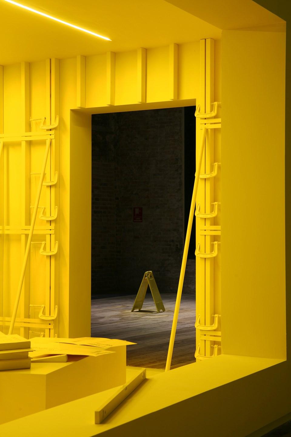 Venedik Bienali'nin 17. Uluslararası Mimarlık Sergisi Türkiye Pavyonu 22 Mayıs'ta açılıyor