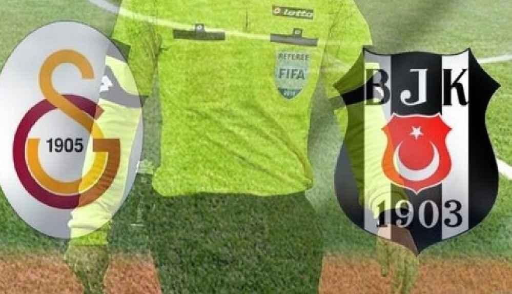 Galatasaray-Beşiktaş derbisini kim yönetecek?