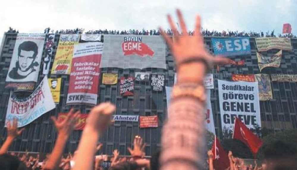 Gezi'nin 8. yıl dönümünde Taksim'de anma yasaklandı