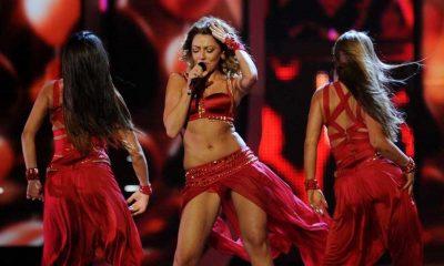 Hadise: Belçika için Eurovision'a gitmek istiyorum