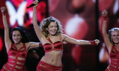 Hadise'den 'Belçika için Eurovision'a gitmek istiyorum' sözlerine açıklama