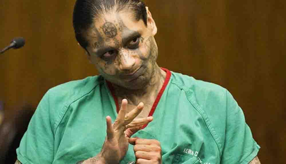 Hapishanede skandal olay: Hücre arkadaşını parçalara ayırıp kendine kolye yaptı!