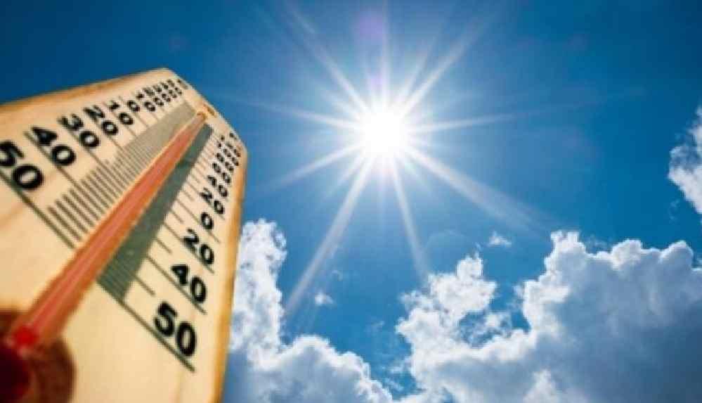 Türkiye'nin genelinde sıcaklıklar artıyor