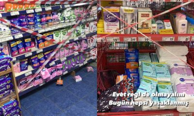Hijyenik ped satışı yasak mı: Temel ihtiyaçsa neden yüzde 18 KDV alınıyor?