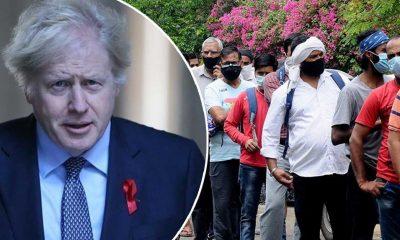 """İngiltere Başbakanı Johnson: """"Kovid-19'un Hindistan varyantıyla ilgili bazı önemli bilinmeyenler var"""""""