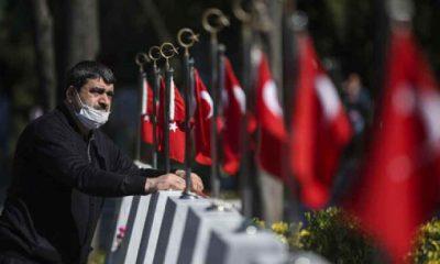 İçişleri Bakanlığı açıkladı: Şehit aileleri bayramda yasaktan muaf tutulacak