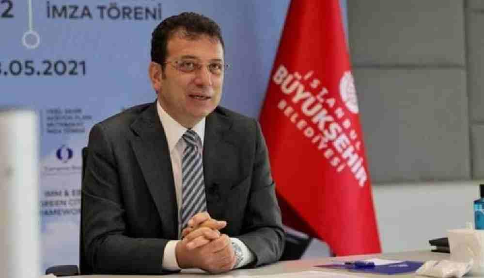 İmamoğlu'ndan Kanal İstanbul açıklaması: 'Yapılmasına engel olacağız'