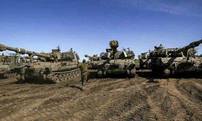 İsrail Ordusu Sözcüsü: Gazze'ye kara harekatı için hazırlıklar sürüyor