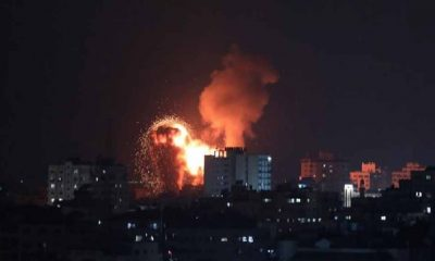 İsrail'in Gazze'ye hava saldırısında hayatını kaybedenlerin sayısı 24'e yükseldi