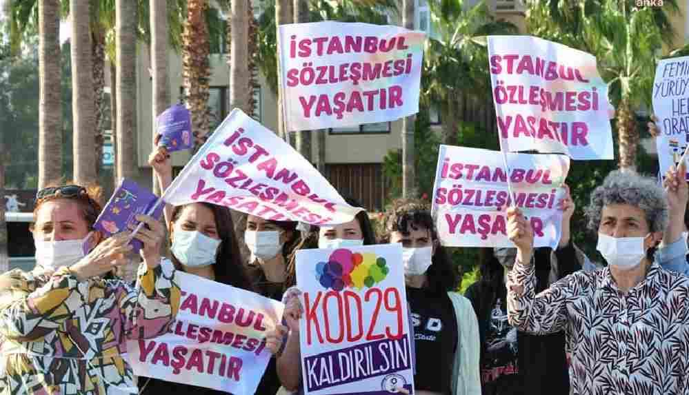 Kadınlar, İstanbul Sözleşmesi'nin 10'uncu yılını kutlayacak
