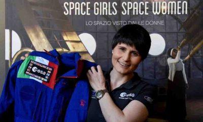 İtalyan astronot Samantha Cristoforetti, Uluslararası Uzay İstasyonu'nun ilk Avrupalı kadın komutanı olacak