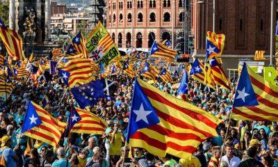 Katalonya'da yeni hükümet kuruldu
