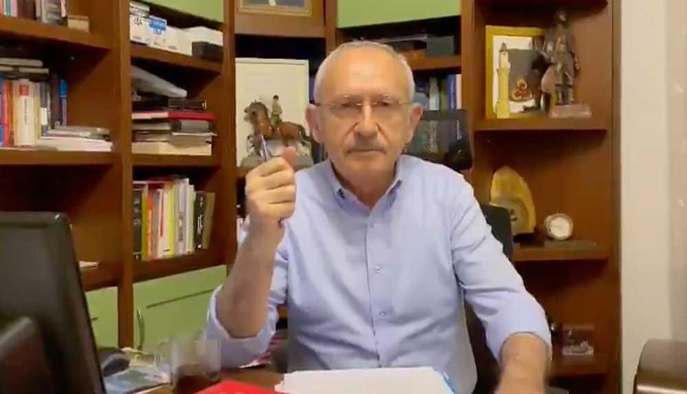 Kemal Kılıçdaroğlu: Biliyorum siz de uyumuyorsunuz gençler, gelin biraz dertleşelim...