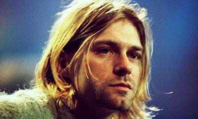 ABD'li müzik efsanesi Kurt Cobain'in 6 saç teli açık artırmaya çıkarıldı