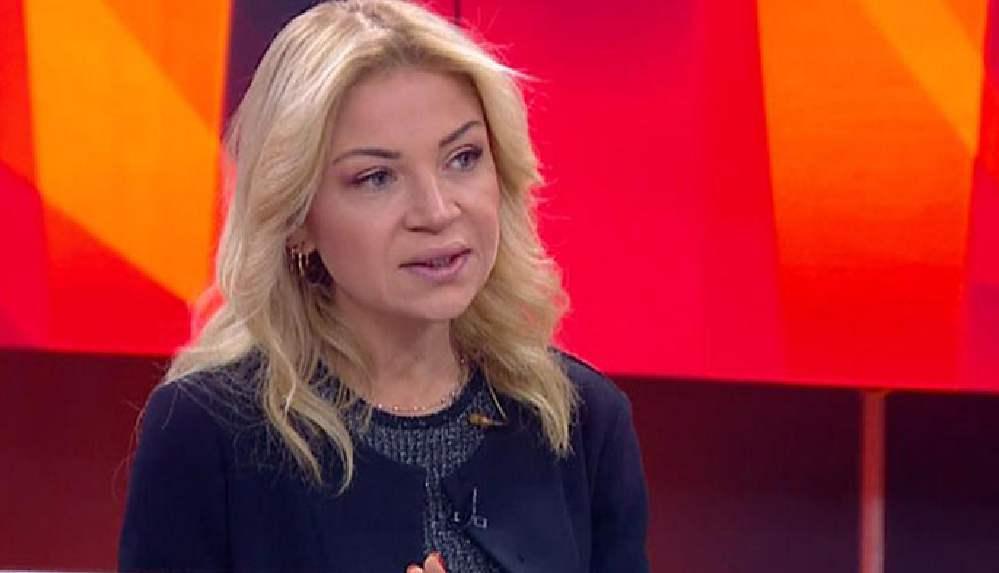 MHP'li Yönter, gazeteci Ebru Baki'yi hedef aldı: Kudurdunuz değil mi?
