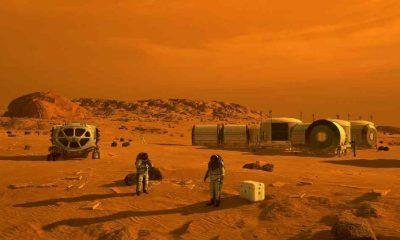 Mars'a gidecek ilk astronotlar, Kızıl Gezegen'de kolaylıkla su kaynağı bulabilir