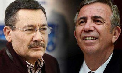 Melih Gökçek: Ankaragücü iki yılda iki kez küme düştü, bu başarı Mansur Yavaş'ın