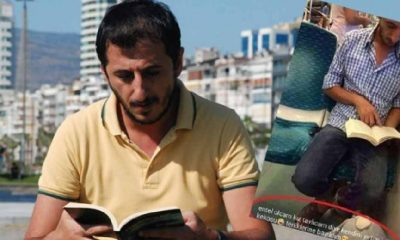 Metroda kitap okuduğu için 'izban kekosu' diye aşağılanan Ali Uçar yazar oldu