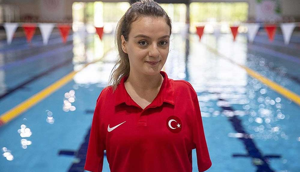 Milli paralimpik yüzücü Sümeyye Boyacı, Avrupa üçüncüsü oldu