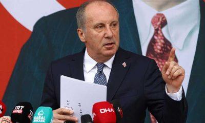 Muharrem İnce, yeniden cumhurbaşkanı adayı olacağını açıkladı: Çatı aday doğru değil
