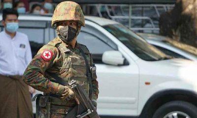 """Myanmar'da askeri yönetime karşı kurulan """"sivil hükümet"""", silahlı savunma birliği oluşturdu"""