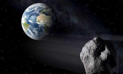 NASA açıkladı: Dünya'ya Eyfel Kulesi büyüklüğünde asteroid yaklaşıyor