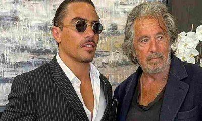 Nusret Gökçe, Al Pacino ile buluştu