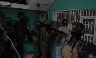 Organize suç örgütlerine yönelik 8 ilde 'Sahil Rüzgarı Operasyonu': 171 kişi yakalandı