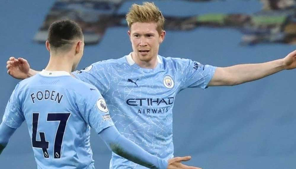 UEFA Şampiyonlar Ligi'nde PSG'yi 2-0 mağlup eden Manchester City tarihinde ilk kez finale yükseldi
