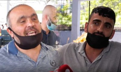 """Pazarcı esnafı Cumhurbaşkanı Erdoğan'a """"Hakkını helal etmedi"""""""