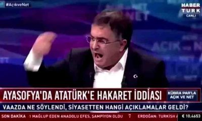 Prof. Dr. Ersan Şen'den Atatürk'e lanet okuyan imama sert tepki