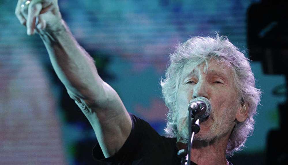 Roger Waters'tan mesaj: İsrail bir apartheid devletidir