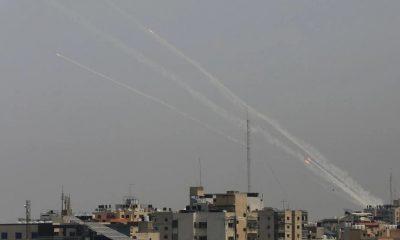 Roketler Gazze Şeridi'ne düştü: 2 ölü, 7 yaralı