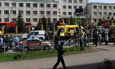 Rusya'da okula silahlı saldırı: 11 ölü, 1 gözaltı