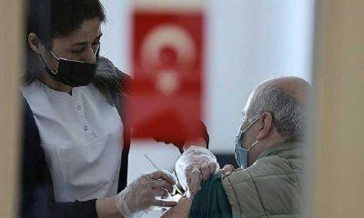 Sağlık Bakanlığı, Türkiye'de uygulanan toplam koronavirüs aşısı dozunu duyurdu