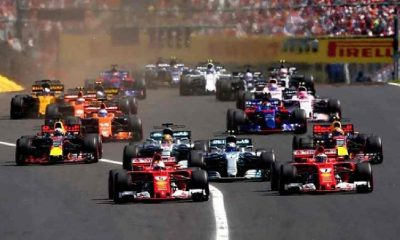 Şampiyonlar Ligi'nden sonra Formula 1 Türkiye GP'si de iptal edildi