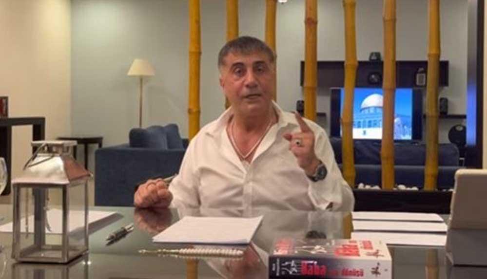 """Sedat Peker'den operasyon açıklaması: """"Diğer üç kişiyi de biliyorum"""""""