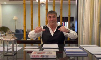 İddialar üzerine Sedat Peker'den yeni video kararı