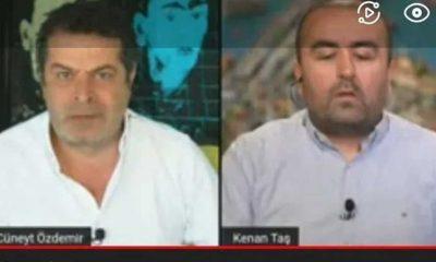 Sedat Peker'den, Cüneyt Özdemir'in canlı yayınına yorum: 'Namusu maaşından fazla olan gazetecilere selam olsun'